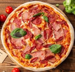 М'ясна піца 30см