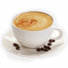 Кава американо з молоком