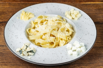 Паста 4 Сыра