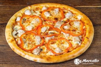 Пицца Чикен  (32Ø)
