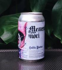Дідько Memento Mori (Baltic porter)