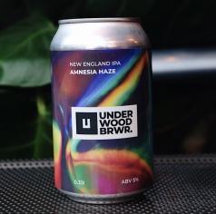 Underwood Amnesia Haze (New England IPA)