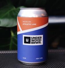 Underwood Athletic Line (Micro IPA)