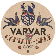 Varvar Captain Salt (Gose)