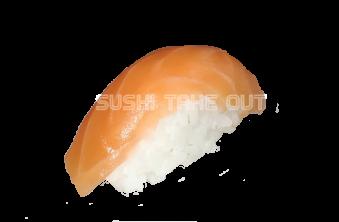 Суши с лососем 30 гр.