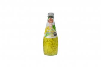 Luck Siam с семенами чиа Лимон-мята 0.29 л