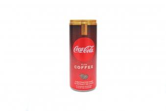 Coca-Cola Zero Кофе Карамель 0,25 л