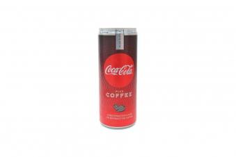 Coca-Cola Zero Кофе 0,25л