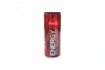 Coca-Cola Energy 0,25 л