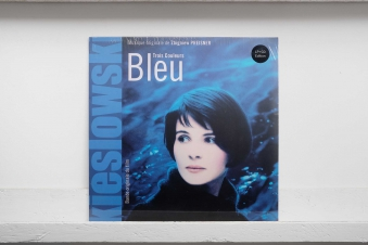 3 COLOURS - Bleu LP + CD