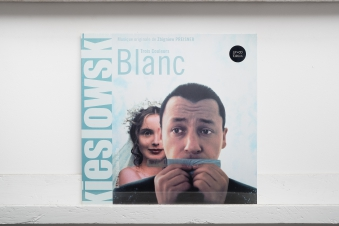 3 COLOURS BLANC - Soundtrack LP + CD