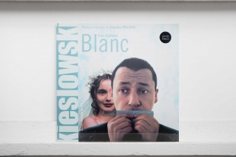 3 COLOURS BLANC - Soundtrack LP + CD