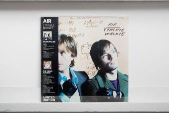 AIR - Talkie Walkie / The Virgin Suicides LE