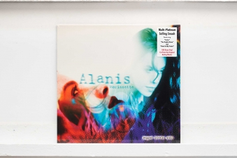 ALANIS MORISSETTE ‎- Jagged Little Pill