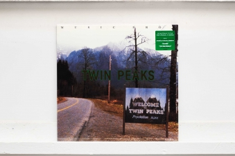 ANGELO BADALAMENTI ‎- Music From Twin Peaks