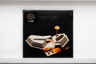 ARCTIC MONKEYS - Tranquility Base Hotel + Casino (Clear Vinyl)