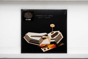 ARCTIC MONKEYS - Tranquility Base Hotel + Casino (Clear Vinyl)