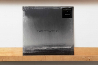Cigarettes After Sex - Cry (Limited Edition, Clear)