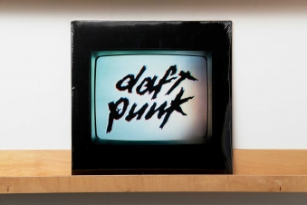 Daft Punk ‎- Human After All