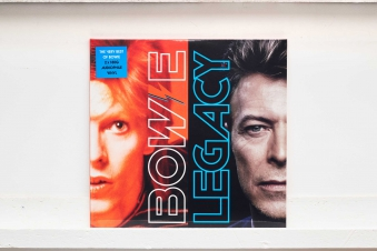 DAVID BOWIE - Legacy (Best of)
