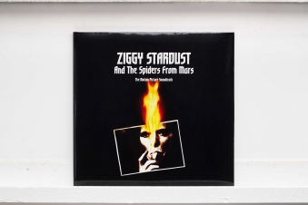 DAVID BOWIE ‎- Ziggy Stardust And The Spiders From Mars (The Motion Picture Soundtrack)