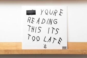 Drake ‎- If You're Reading This It's Too Late