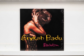 ERYKAH BADU - Baduizm