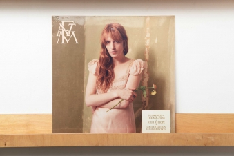 FLORENCE AND THE MACHINE - High As Hope (Limited Edition Yellow Vinyl)