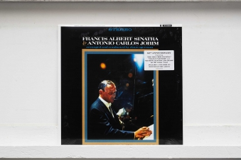 FRANK SINATRA & ANTONIO CARLOS JOBIM - Jobim Sinatra