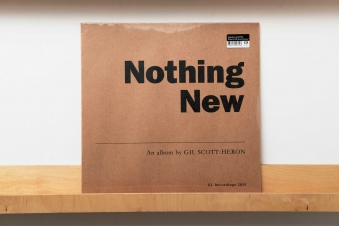 Gil Scott-Heron ‎- Nothing New