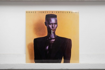 Grace Jones ‎- Nightclubbing