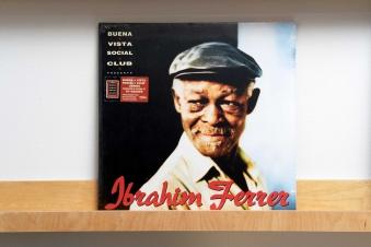 IBRAHIM FERRER - BUENA VISTA SOCIAL CLUB
