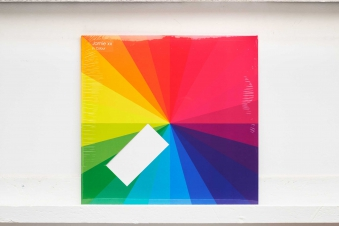 JAMIE XX ‎- In Colour