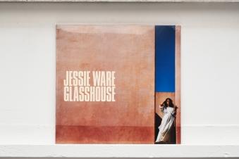 JESSIE WARE - Glasshouse (signed)
