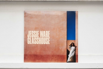 JESSIE WARE - Glasshouse (signed)
