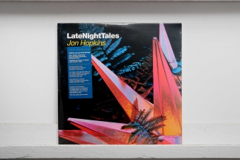 Jon Hopkins ‎- Late Night Tales (Limited Edition)