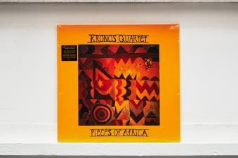 KRONOS QUARTET - Pieces Of Africa