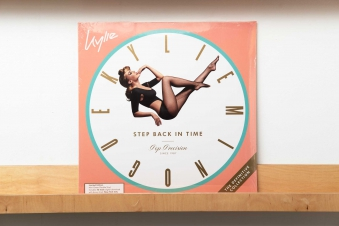 Kylie ‎- Step Back In Time