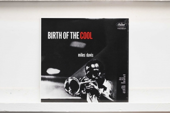MILES DAVIS ‎- Birth Of The Cool