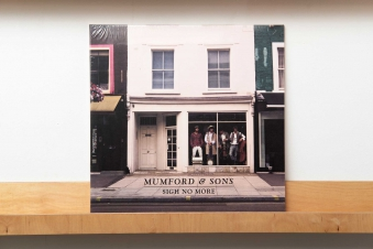 Mumford & Sons ‎- Sigh No More