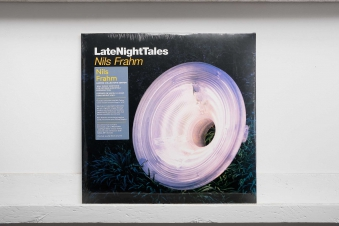 Nils Frahm Late night tales