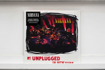 Nirvana ‎- MTV Unplugged In New York