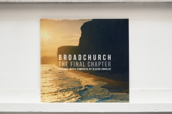 OLAFUR ARNALDS - Broadchurch (The final chapter)