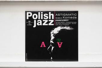 POLISH JAZZ - Astigmatic - Krzysztof Komeda