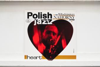 POLISH JAZZ - Heart - The Włodzimierz Nahorny Trio
