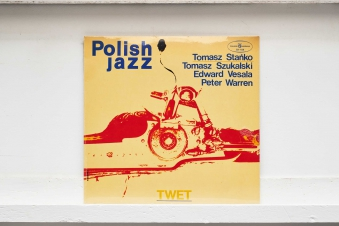 POLISH JAZZ - Twet (Tomasz Stańko, Tomasz Szukalski, Edward Vasala, Peter Warren)