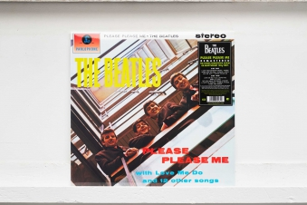 The Beatles - Please Please