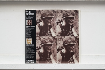 THE SMITHS - Meat Is Murder & Strangeways Here We Come (2 Vinyls Boxset)