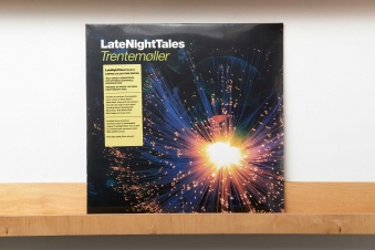 TRENTEMOLLER - LATE NIGHT TALES 2LP
