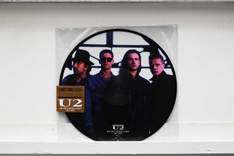 U2 - Red Hill Mining Town (Record Store Day 2017)